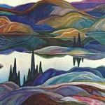 Mirror-Lake-Franklin-Carmichael-1929