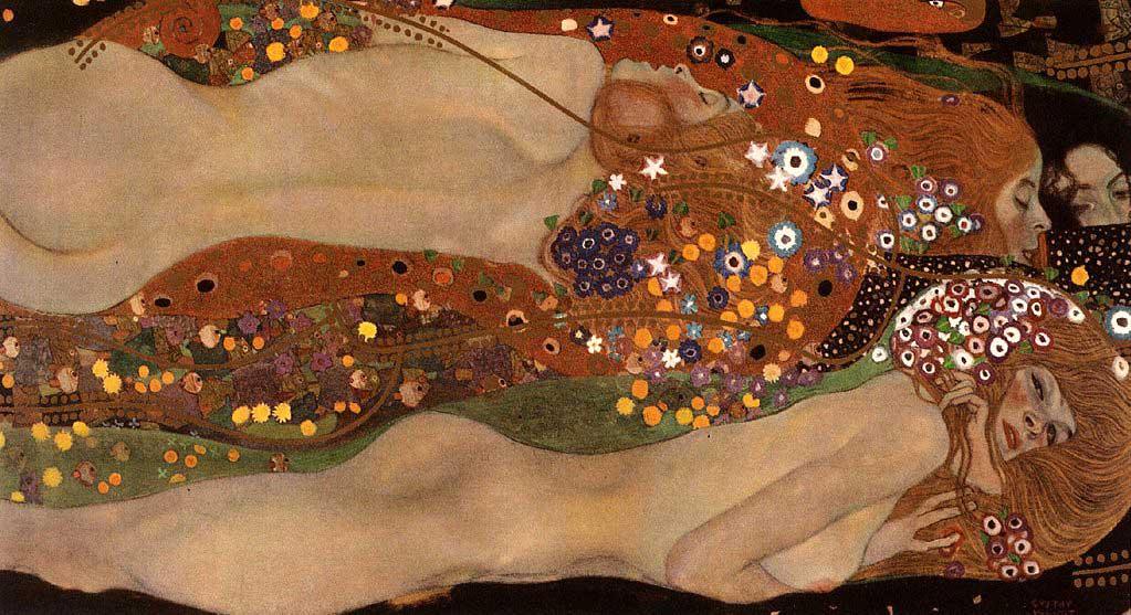 Water-Serpents-II-Gustav-Klimt-1904-07