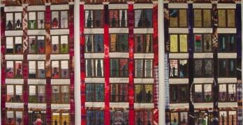 Faith Ringgold Street Story Quilt - 1985