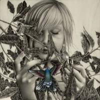 Blue-Throat-Alessia Iannetti