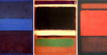 Mark Rothko - paintings