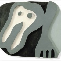 Shirt Front and Fork Jean Arp