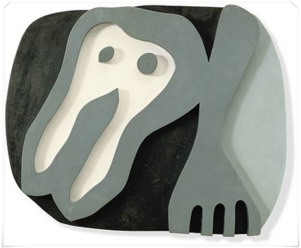 Jean Hans Arp 1886 1966 Abstract Art Daily Art Fixx Jean arp wrote that tristan tzara invented the word at 6 pm on 6 february 1916, in the café de la terrasse in zurich. jean hans arp 1886 1966