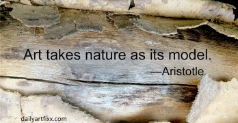 Aristotle-Quote-Art-takes-nature-as-its-model