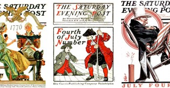Saturday-Evening-Post-July-4th-Covers