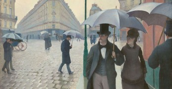 Gustave Caillebotte-Paris-Street-Rainy-Day-1877-Art-Institute-of-Chicago
