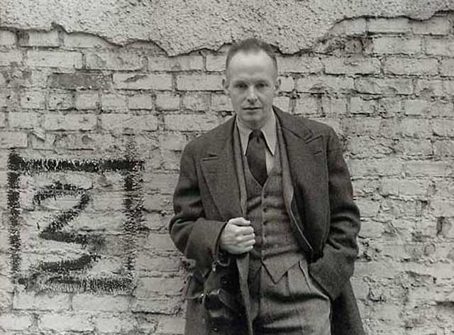 Henri Cartier-Bresson photo-by-Arnold-Newman-New-York-1946